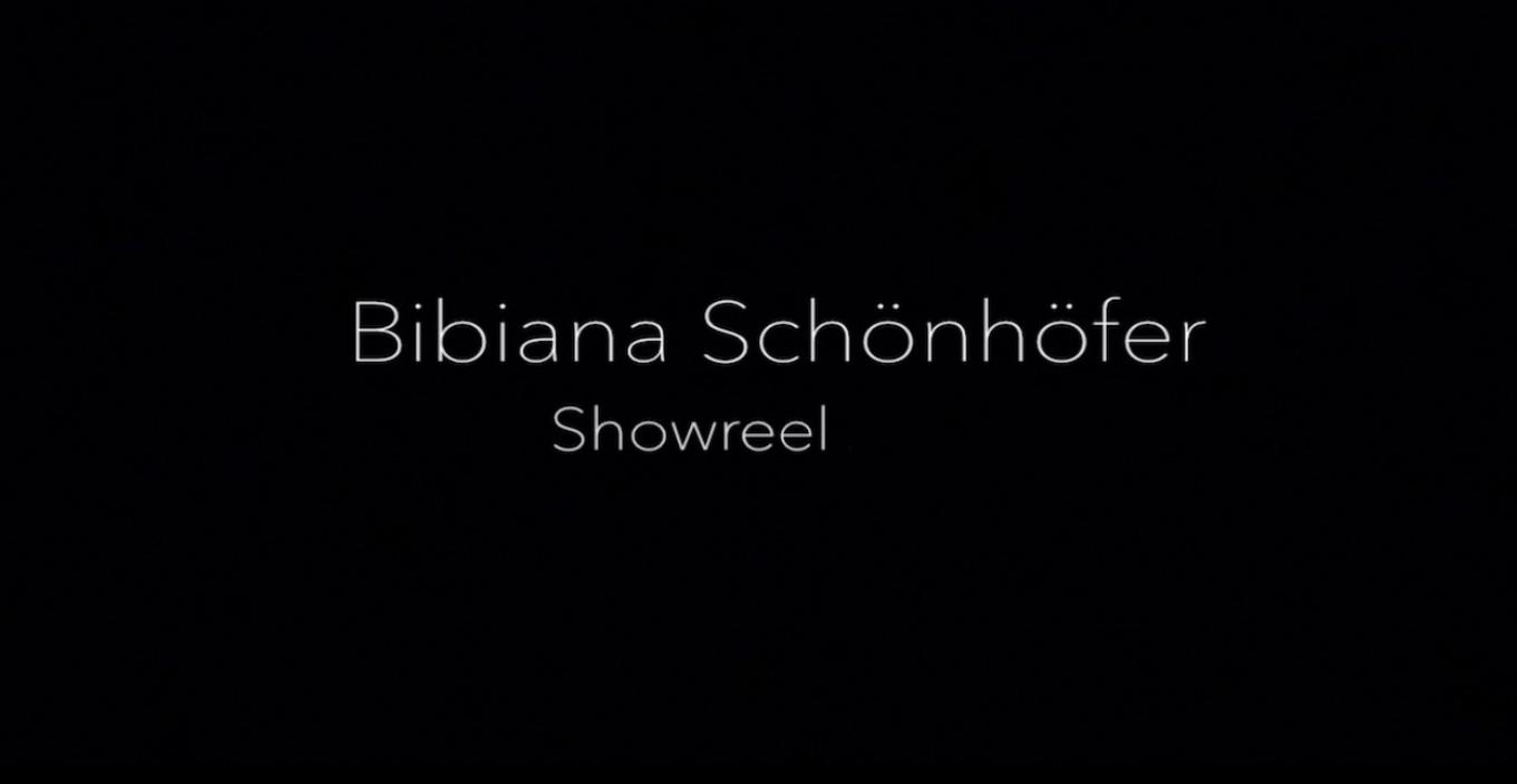 Showreel [2021]