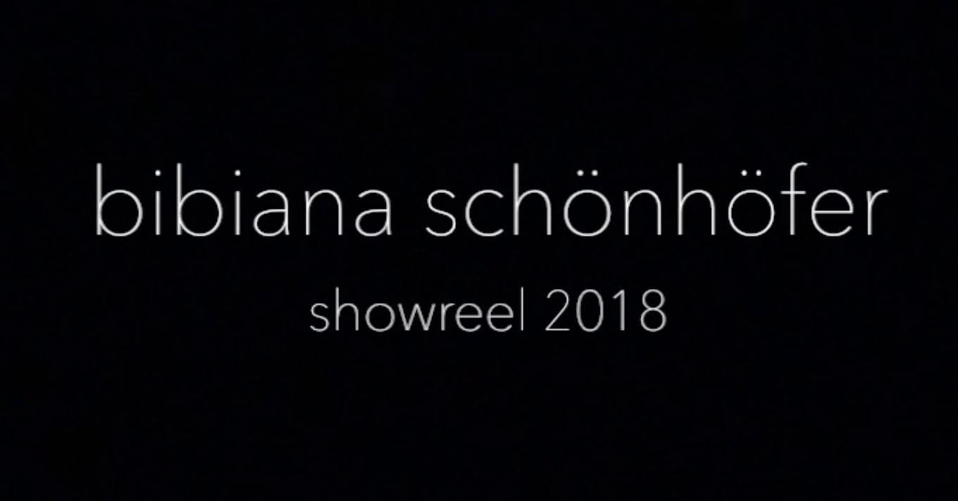 Showreel [2018]